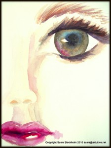 """Third Eye - #3 in the Series """"The Eye Has It"""""""