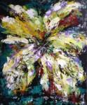 """""""Joyful"""" by Susie Stockholm Acrylic 16 x 20"""