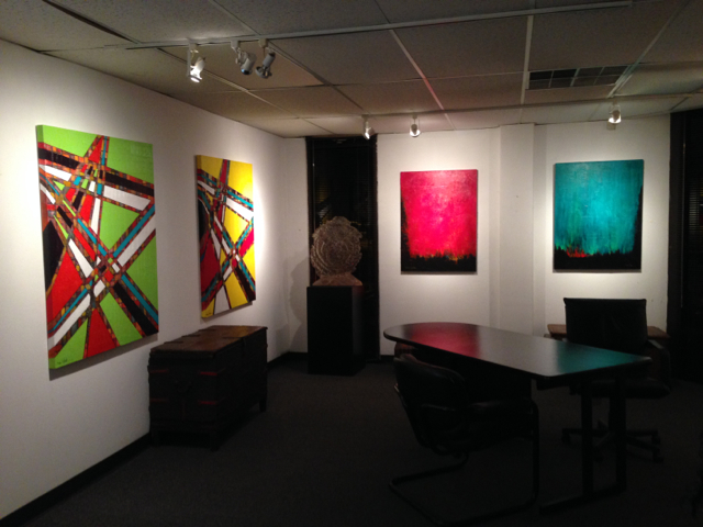Exhibit STudio Gallery 2014 Feb